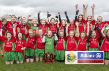 Rathgormack v Kill Alllianz Cumann na mBunscol U13 Ladies Footba